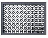 Декоративная решетка на батарею SMARTWOOD | Экран для радиатора | Накладка на батарею, фото 7