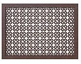 Декоративная решетка на батарею SMARTWOOD | Экран для радиатора | Накладка на батарею, фото 9