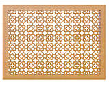 Декоративная решетка на батарею SMARTWOOD | Экран для радиатора | Накладка на батарею, фото 10