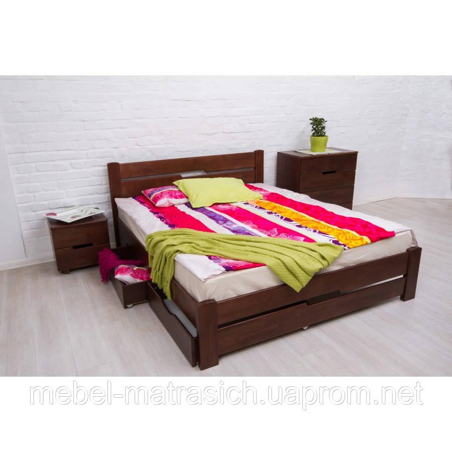 """Кровать """"Айрис"""" с ящиками"""