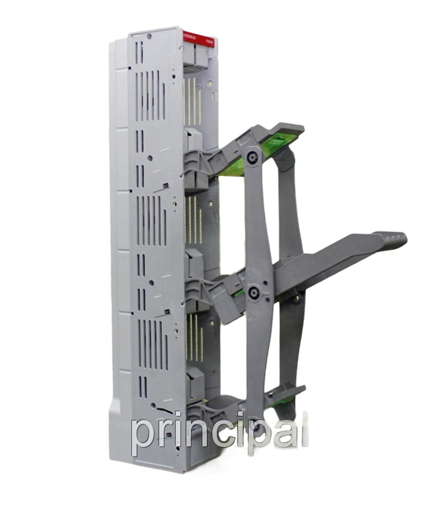 Рубильник выключатель нагрузки вертикальный 630А для ножевых предохранителей типа NH