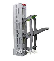 Рубильник выключатель нагрузки вертикальный 630А для ножевых предохранителей типа NH, фото 1