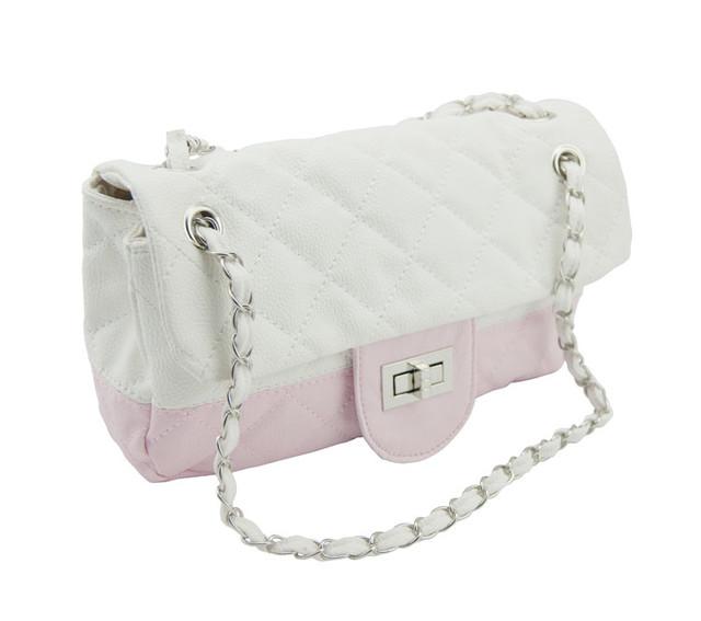 Женская сумочка Positive Pink вид сбоку