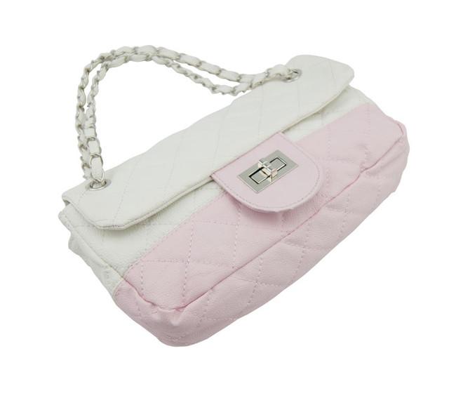 Женская сумочка Positive Pink вид сверху