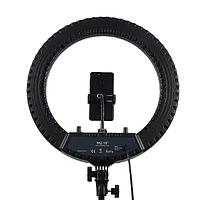 Профессиональная кольцевая лампа 45 см HQ18 (без штатива), фото 1