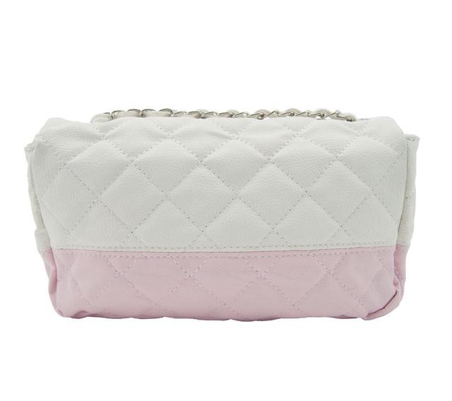 Женская сумочка Positive Pink вид сзади