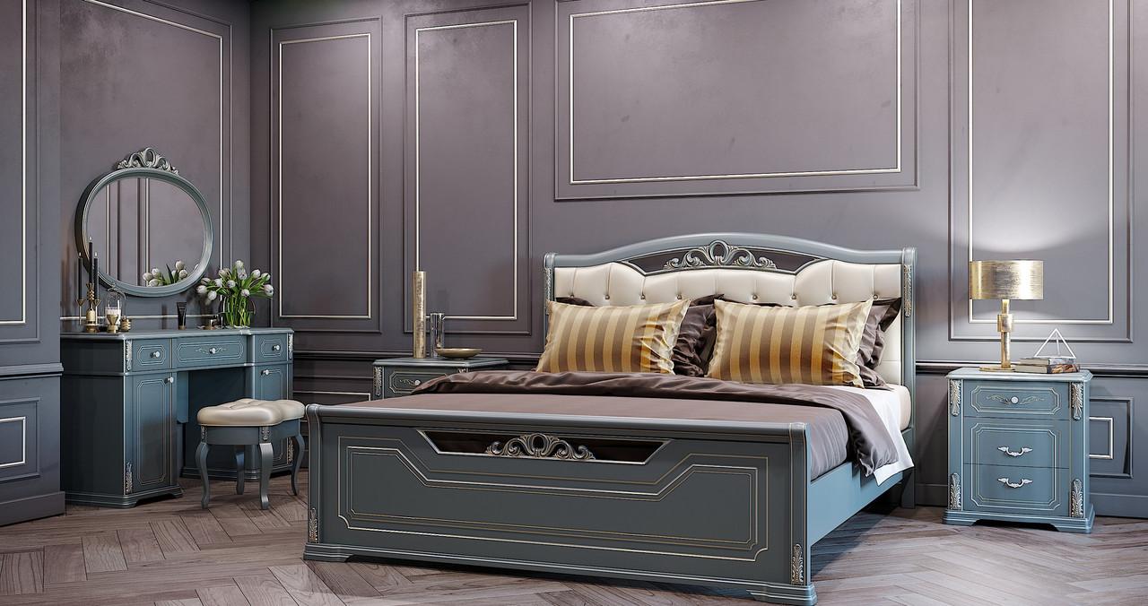Спальня Версаль Итал (темная)