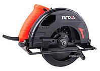 Ручная циркулярная пила YATO YT-82150