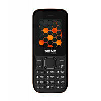 Мобильный телефон Sigma X-style 17 Update Black-Orange (4827798854532)