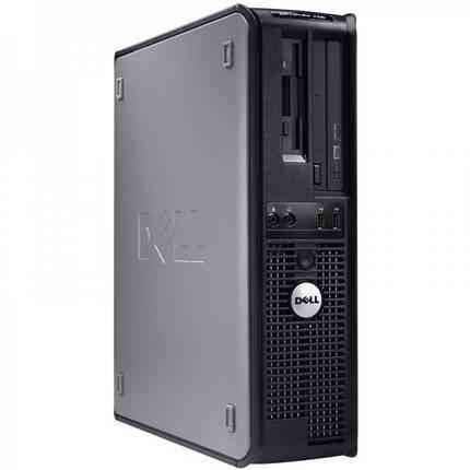 Системный блок Dell OptiPlex 740 -SFF-Athlon 64 X2 5600+ -2.8GHz-2Gb-DDR2-HDD-160Gb-DVD-R-(B)- Б/У, фото 2