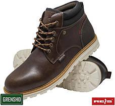 Рабочая мужская обувь Польша REIS(спецобувь)BKONKER BR