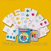 Настольная игра для детей и взрослых «Троечка»