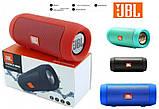 Портативная акустическая беспроводная колонка  JBL Charge 2+ mini, фото 5