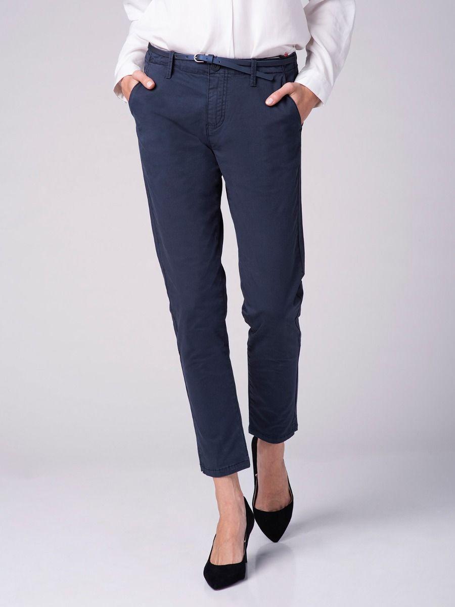 Женские брюки чинос Volcano R-Suy L07265-611