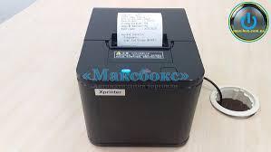 2) Принтер чеков XPrinter XP-C58H;