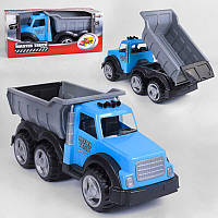 Грузовик Рilsan master truck 06-621 (4) в коробке
