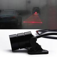 Противотуманный автомобильный лазерный стоп сигнал. Задняя противотуманка