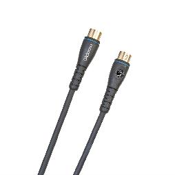 D'Addario PW-MD-10 Custom Series MIDI Cable (3m) MIDI Кабель