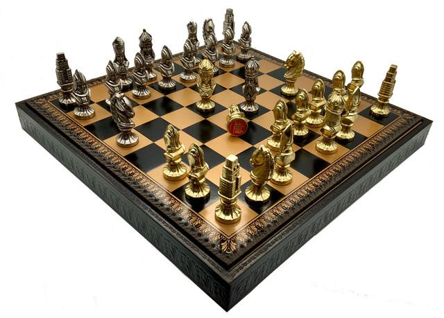 """Коллекция фигур """"Moncada"""". Шахматы подарочные Italfama."""