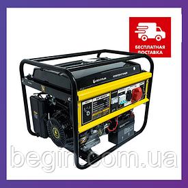 Генератор бензиновый Кентавр КБГ605Э/3