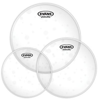 EVANS ETPHYDGL-F HYDRAULIC CLEAR FUSION Пластик для ударных
