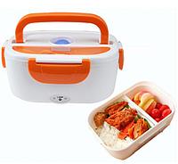 Ланч бокс с функцией подогрева с дополнительными отсеками Electric lunch box контейнер для еды (220V)