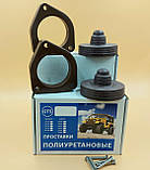 Проставки Ниссан Ноут 2005 - 2012 для увеличения клиренса полиуретановые, фото 2