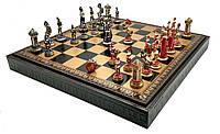 Подарочный набор Italfama Camelot Piccolo (шахматы, шашки, нарды)