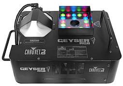 CHAUVET Geyser RGB Дым машина