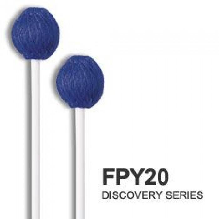PRO-MARK FPY20 DSICOVERY / ORFF SERIES - MEDIUM BLUE YARN Палочки для перкуссии