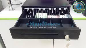 Ящик для денег металлическийEK-330 Maken