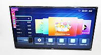 LCD LED Телевизор Comer 40 Smart TV, FHD, WiFi, 1Gb Ram, 4Gb Rom, T2, USB/SD, HDMI, VGA, Android 4.4