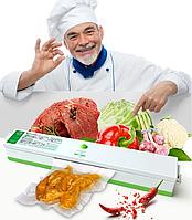 Вакууматор, профессиональный вакуумный упаковщик Freshpack Pro для удобного хранения продуктов.