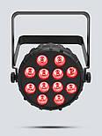 CHAUVET SlimPAR T12 BT Прибор заливочного света, фото 3
