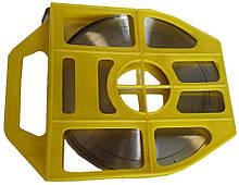 Лента 10х0,7мм нержавеющая бандажная AISI 201