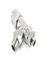 FNTT10/8-G1/2  Фитинг тройник поворотный