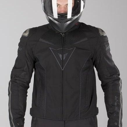 Мото куртка  Dainese SP-R TEX  black черная