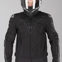 Мото куртка  Dainese SP-R TEX  black черная, фото 1