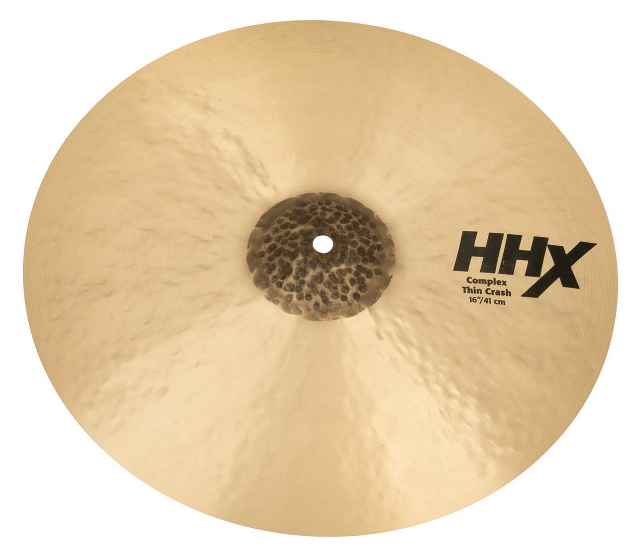 "SABIAN 11606XCN 16"" HHX Complex Thin Crash Тарелка"