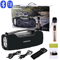 Портотивная Bluetooth колонка Strong Power HOPESTAR-A6 PRO PowerBank с микрофоном и функцией громкой связи