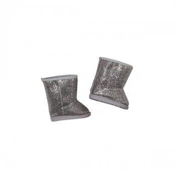 Взуття Для Ляльки Baby Born - Сріблясті Чобітки 824573-1