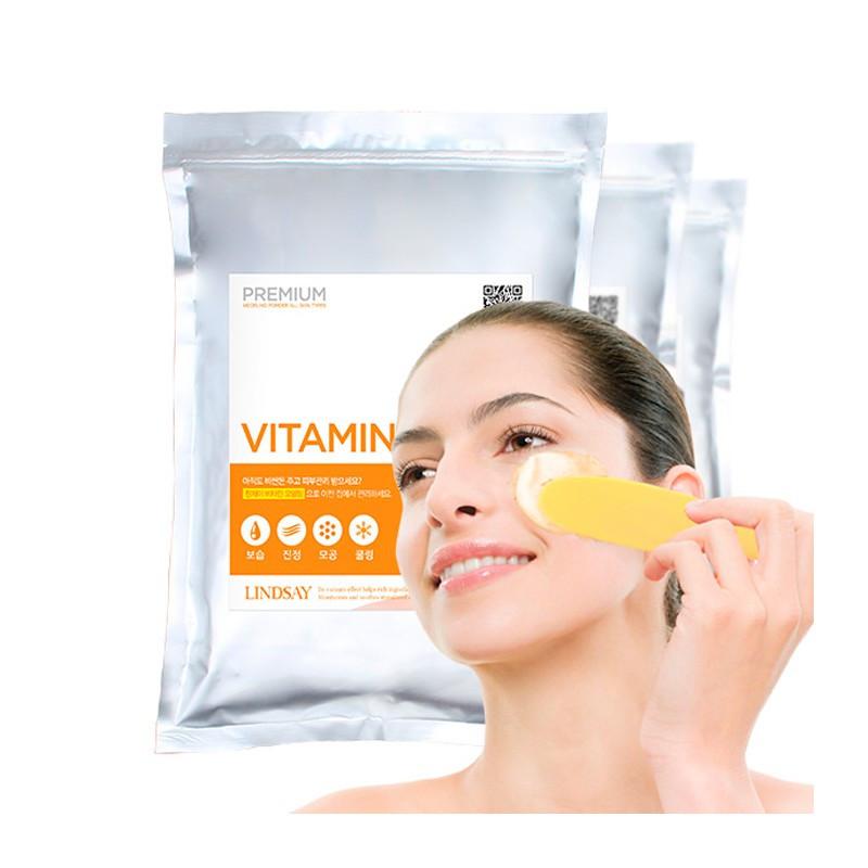 Моделирующая альгинатная маска с витаминами LINDSAY Premium Vitamin Modeling Mask, 1 кг