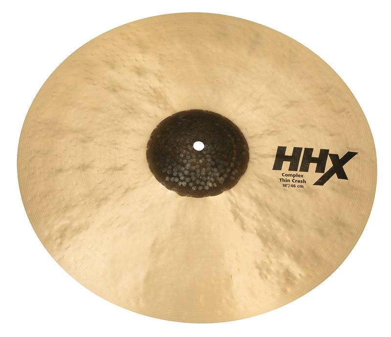 "SABIAN 11806XCN 18"" HHX Complex Thin Crash Тарелка"