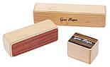 GON BOPS Fiesta Wood Shakers Набор из трех деревянных шейкеров (FSPWSH3), фото 2