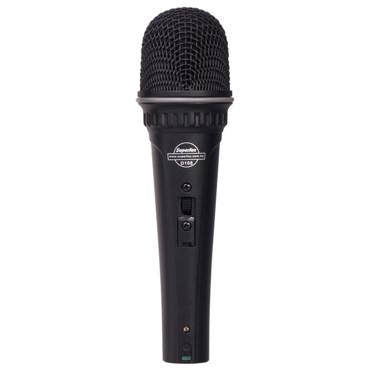 SUPERLUX D108B Микрофон
