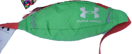 Класна сумка на пояс Under Armour 158, зелений Копія