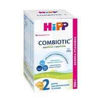 Молочна суміш HiPP Combiotik 2, 6+, 900г