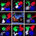 Уличный лазерный проектор с рисунками Festival Projection Lamp 12 pictures star shower   Новогодний проектор, фото 9