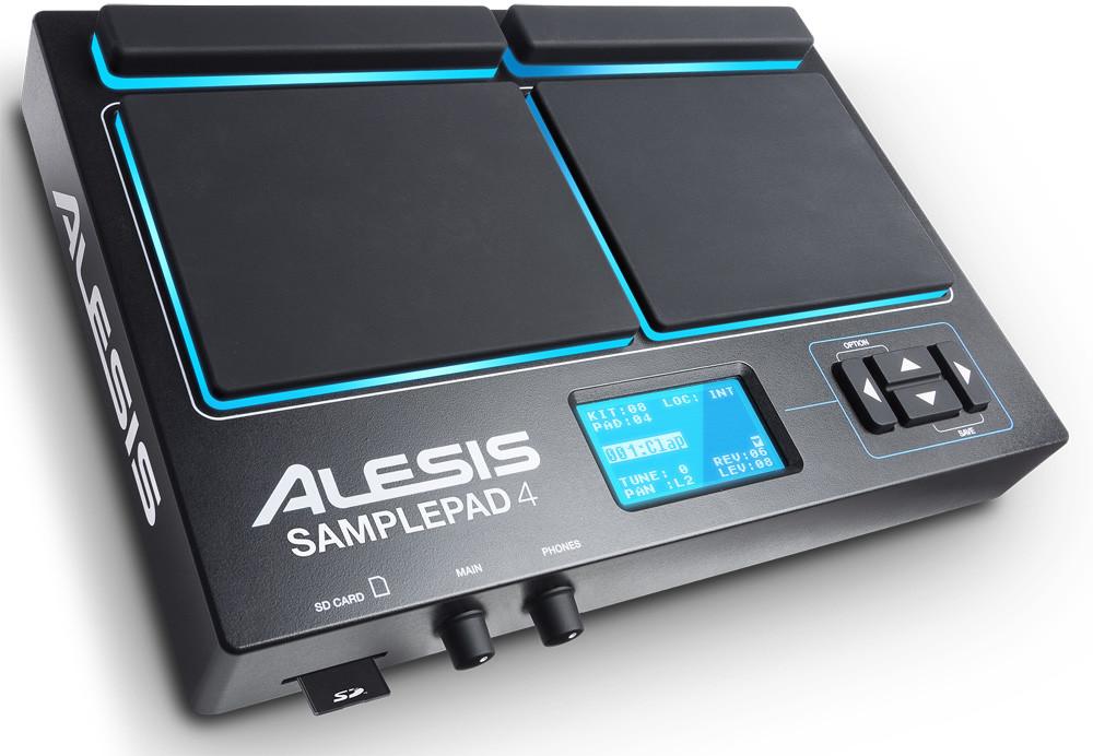 ALESIS SAMPLE PAD 4 Электронная перкуссия