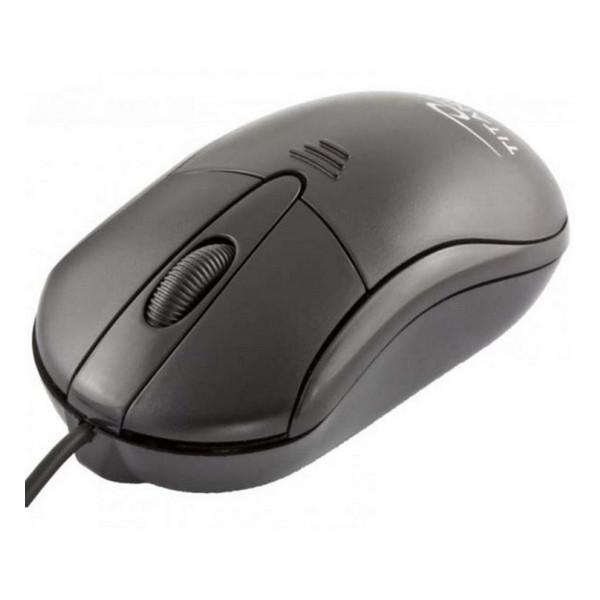 Мишка USB класична Esperanza Titanum TM107K Black
